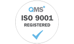QMS ISO 9001 registered